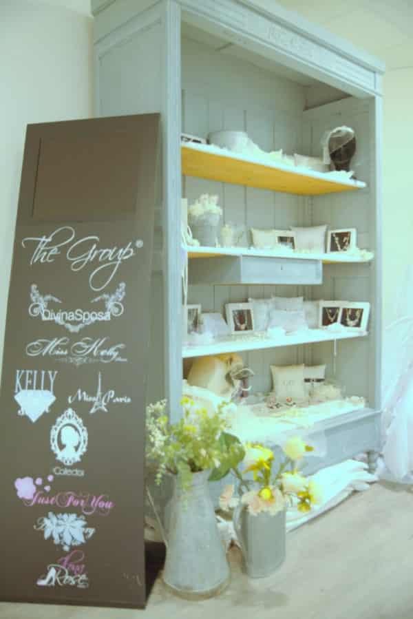 Boutique Lune de Miel Accessoires Mariage 2 1 - Étagère d'accessoires blanc