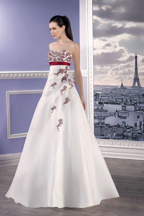 Miss Paris Montmartre robe organza dentelle différents coloris taille 36 58 - Miss Paris Montmartre
