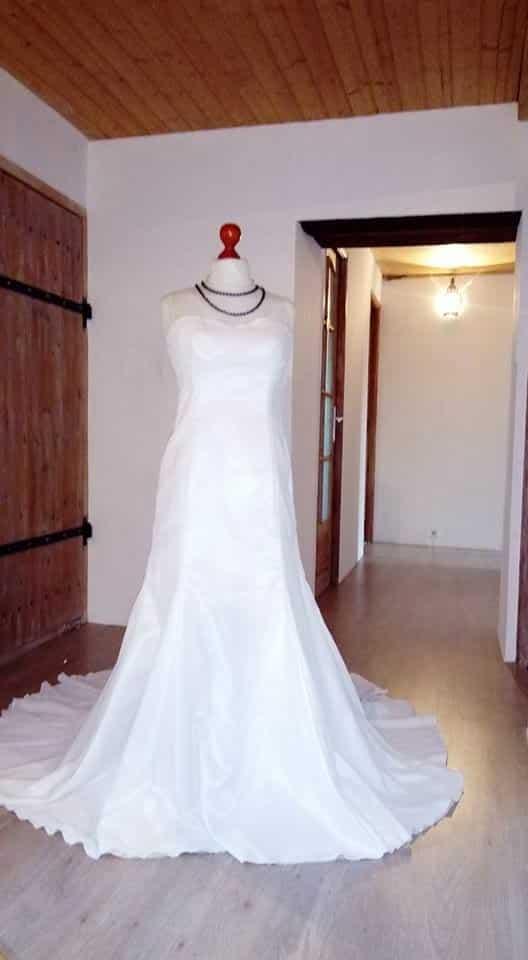 Robe de Mariée Camille 4 - Robe de Mariée Camille