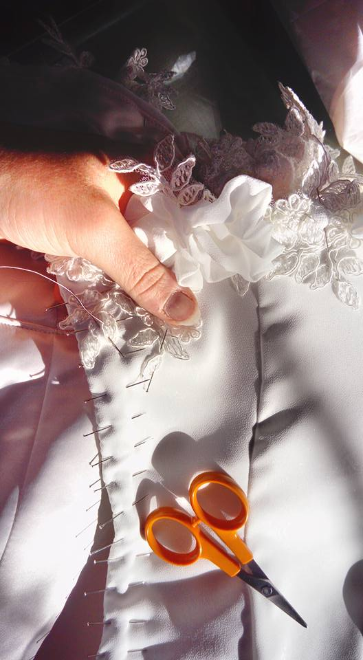 Robe de Mariée Camille 8 - Robe de Mariée Camille