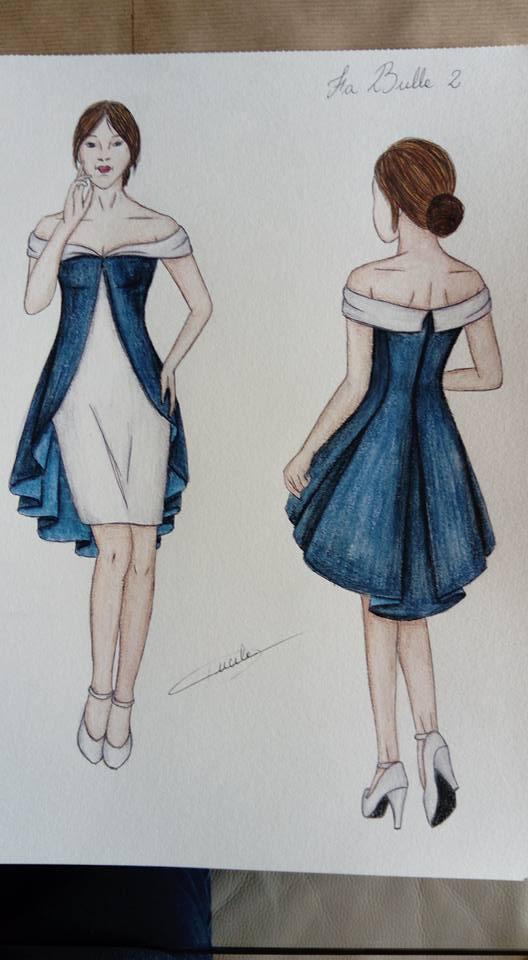 Robe de Mariée Fanny 1 - Robe de Mariée Fanny et Accessoires