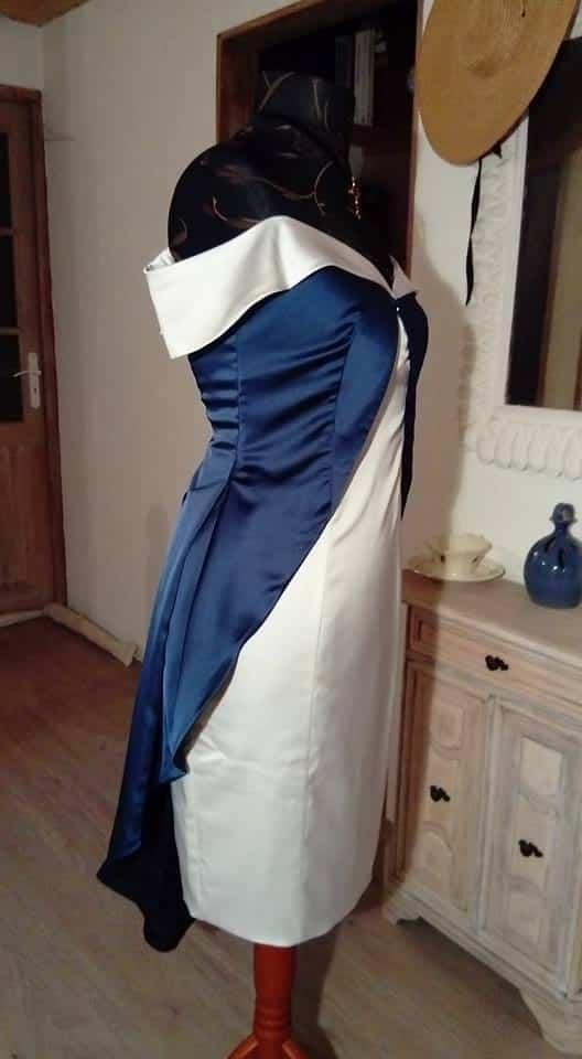 Robe de Mariée Fanny 22 - Robe de Mariée Fanny et Accessoires